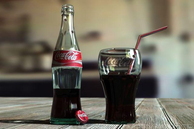 И сладко, и весело: Coca-Cola планирует выпустить напиток с марихуаной