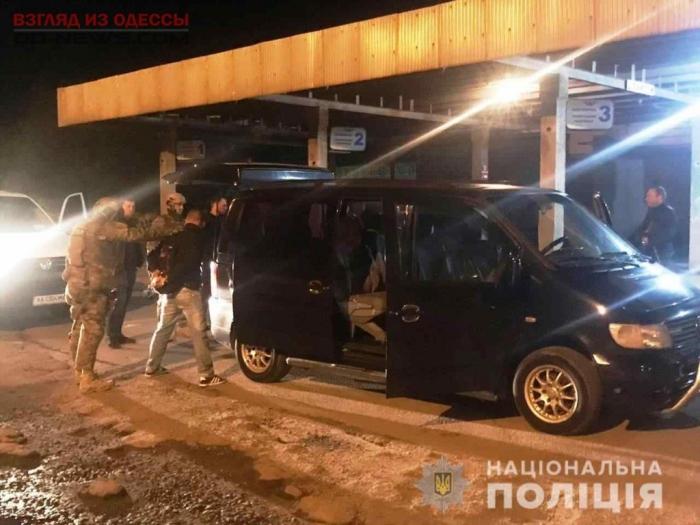 В Одесской области задержали вербовщиков секс-рабынь